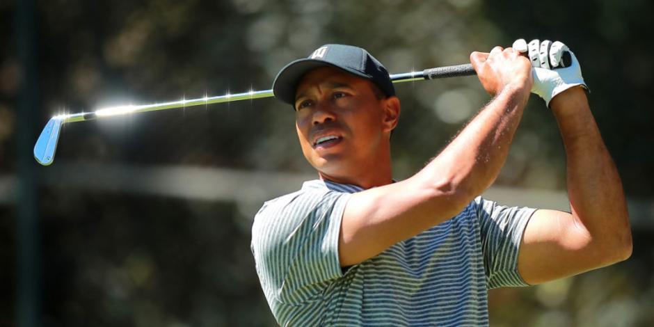 Tiger Woods no responde si jugará el WGC-Mexico Championship