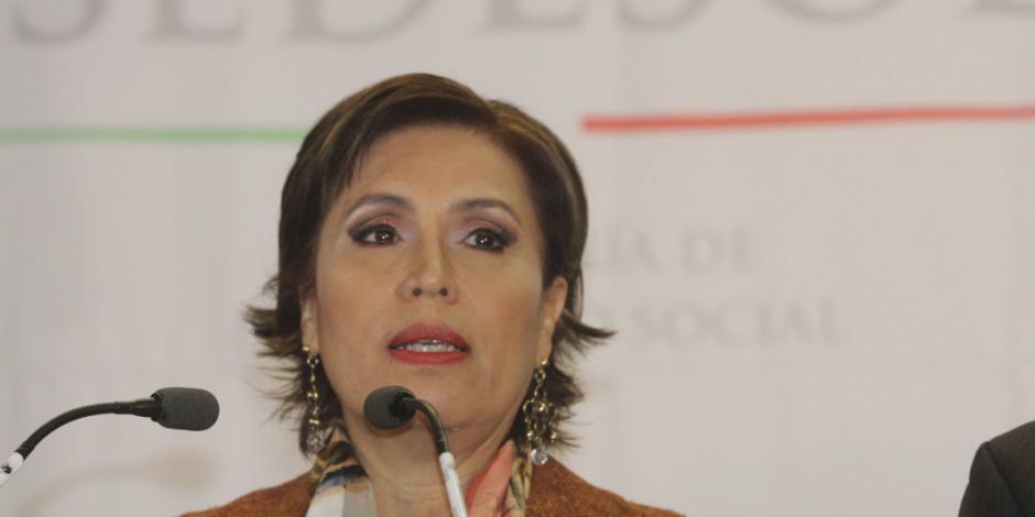 Por rotación, juez Delgadillo Padierna deja caso de Rosario Robles