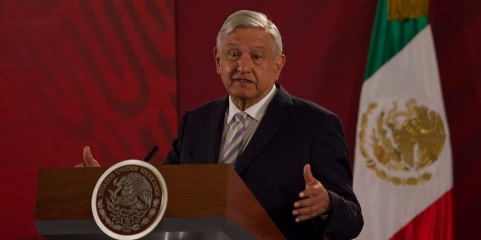 López Obrador descarta daños al turismo al quitar