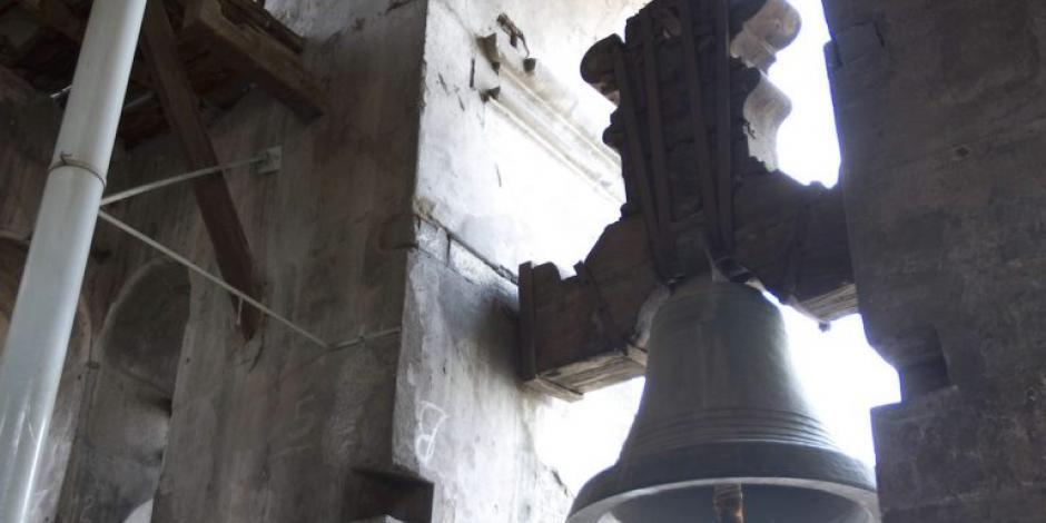 Se registran más de 20 delitos semanales en templos católicos de México