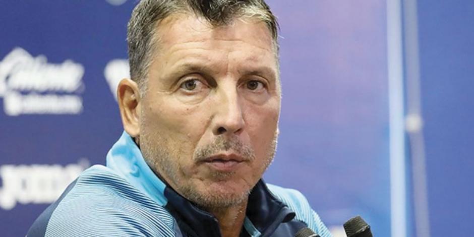 Situaciones como la de Guzmán empañan al futbol mexicano: Siboldi