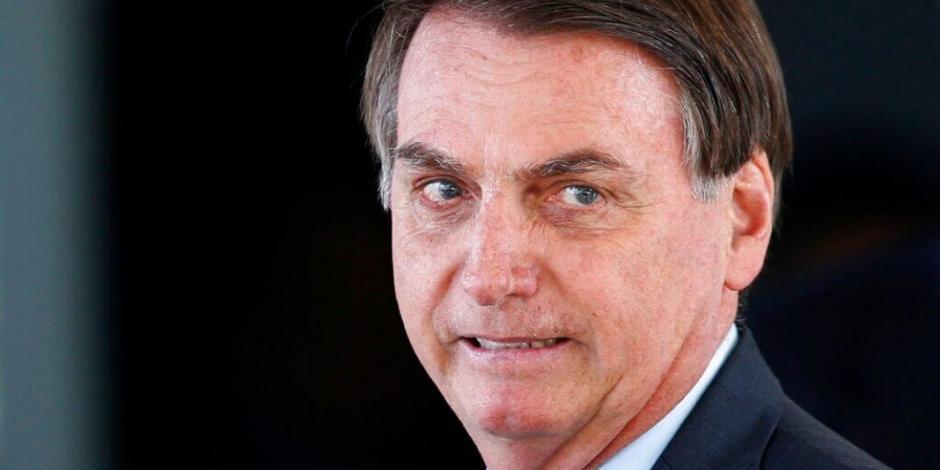 Jair Bolsonaro asegura que dio negativo a Covid-19