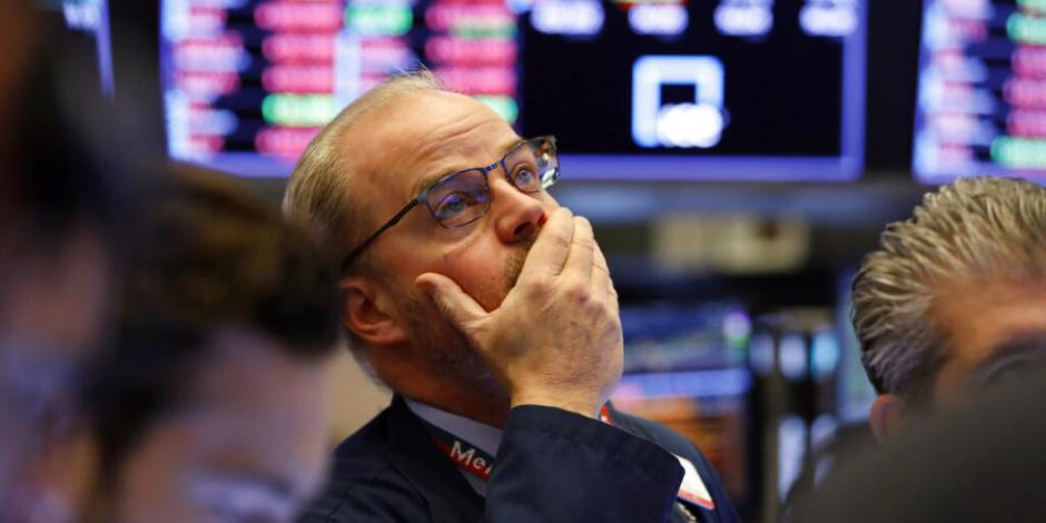 Mercados continúan en picada por Covid-19; inician jornada con pérdidas