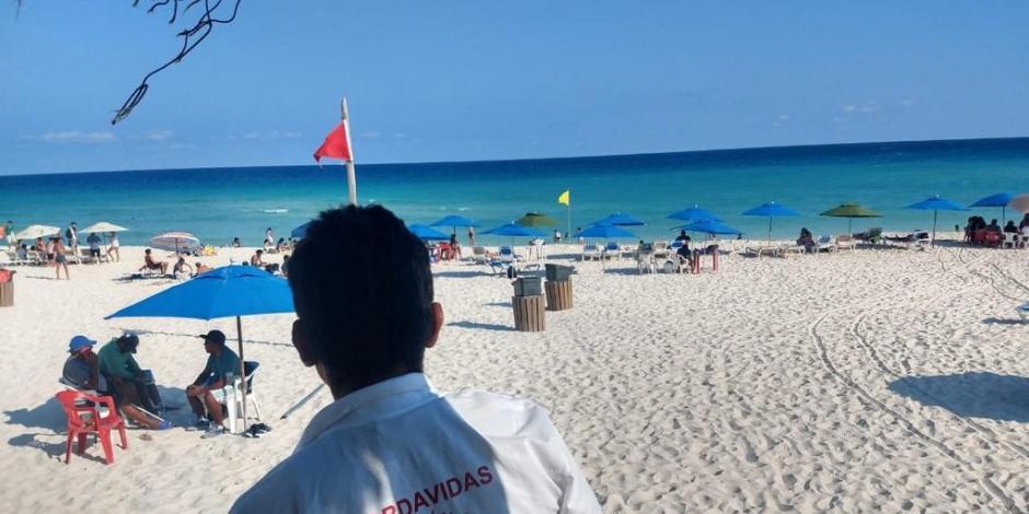 Cancún, en calma tras terremoto de 7.7 grados en el Caribe