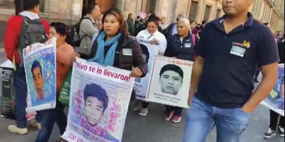 Atrasan envío de huesos a Innsbruck; para anterior CNDH eran clave en caso Iguala