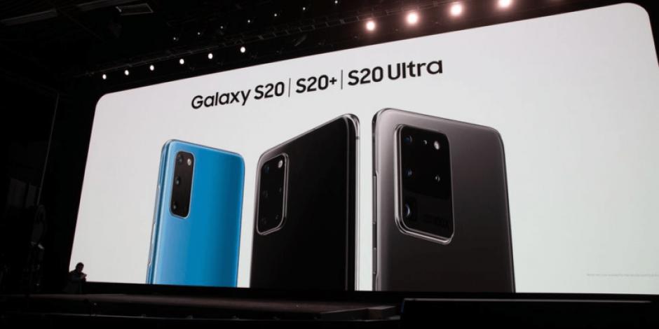 ¡Samsung va por todo! Presenta familia Galaxy S20 y el plegable Galaxy Z Flip