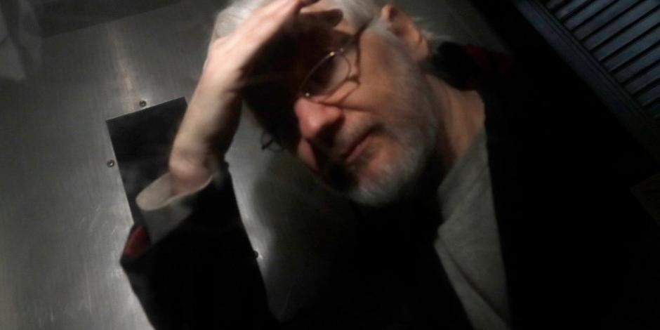 Captan a Assange al salir de audiencia sobre su extradicción a EU (VIDEO)