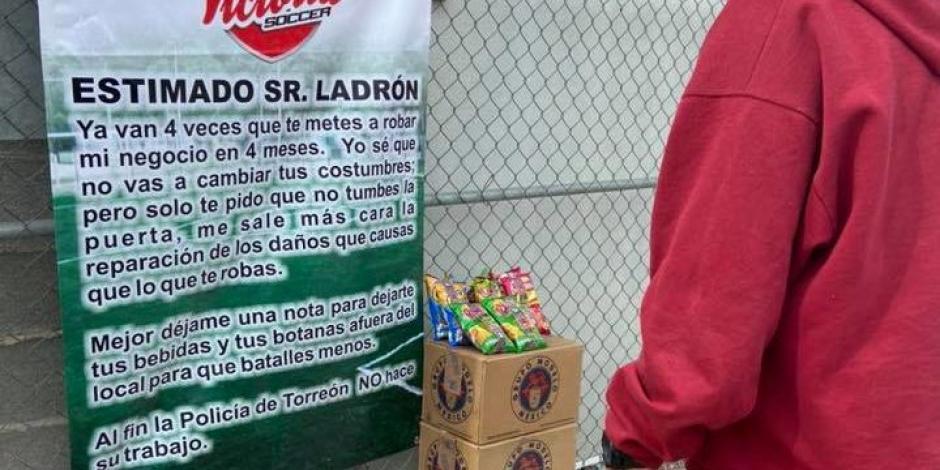 Alcalde de Torreón califica de