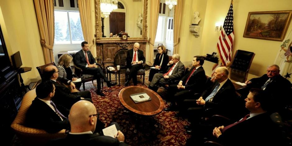 Guaidó se reúne hoy con Trump en la Casa Blanca