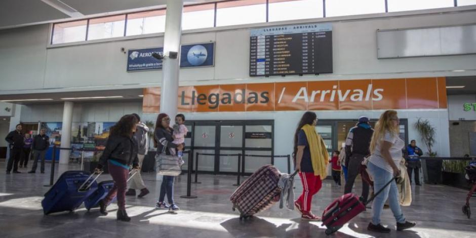 Aeropuerto de Tijuana tendrá centro de atención por coronavirus: GAP