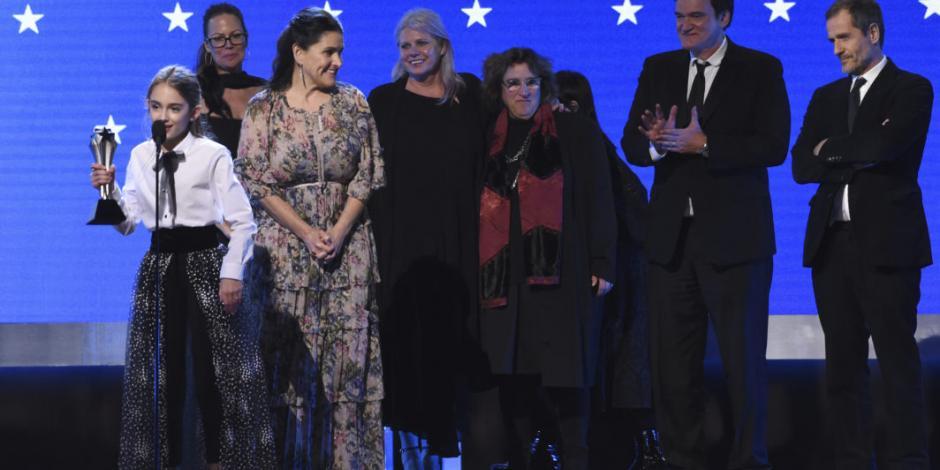 Conoce los nominados y ganadores de los Critics' Choice Awards