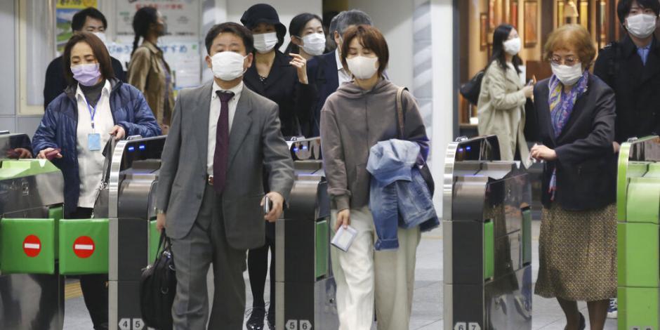 Japón prevé extender emergencia; contagios no cesan como esperaba