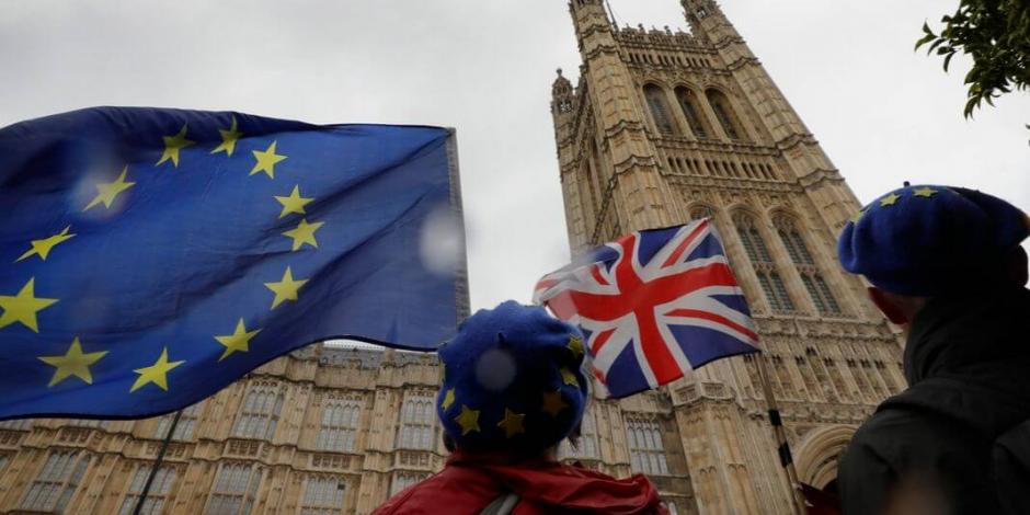 Eurocámara ratifica el Brexit; este viernes Reino Unido se separa de la UE