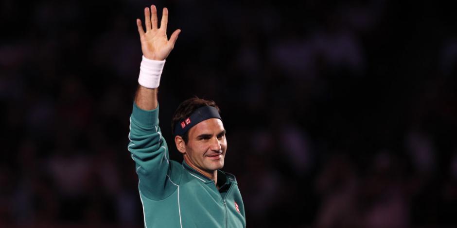 Federer queda fuera de las canchas 4 meses por una cirugía en la rodilla