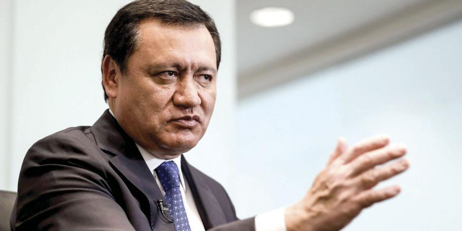 Miguel Ángel Osorio Chong da positivo a coronavirus
