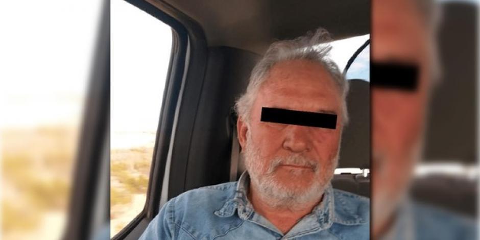 """Capturan al presunto líder del grupo criminal """"La Línea"""" en Chihuahua"""