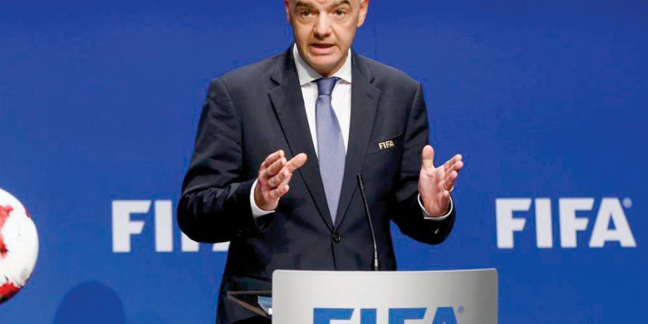 FIFA propone aplazar eliminatorias de Asia para Mundial de 2022 por Covid-19