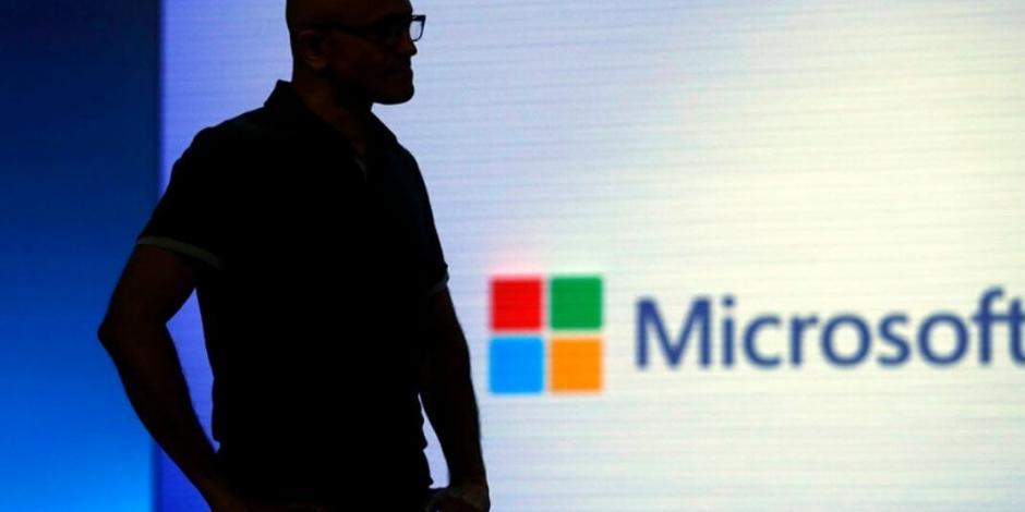 Proyecta Microsoft inversión de 1,100 mdd para desarrollo en México