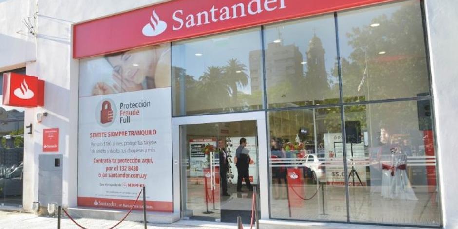 Luego de 3 horas, Santander normaliza servicio en cajeros automáticos y pago con tarjeta