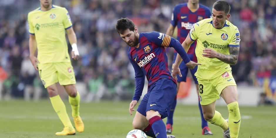 Lionel Messi desconfía de las cosas que están pasando en el Barcelona
