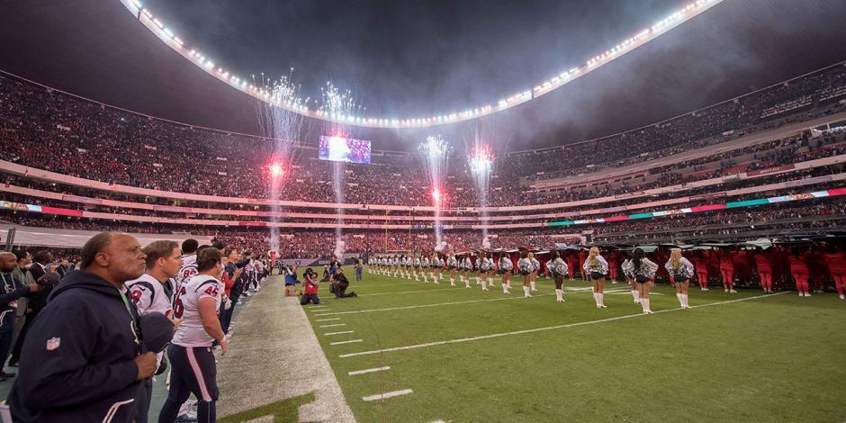 NFL cancela sus cinco juegos internacionales, incluido el de la CDMX