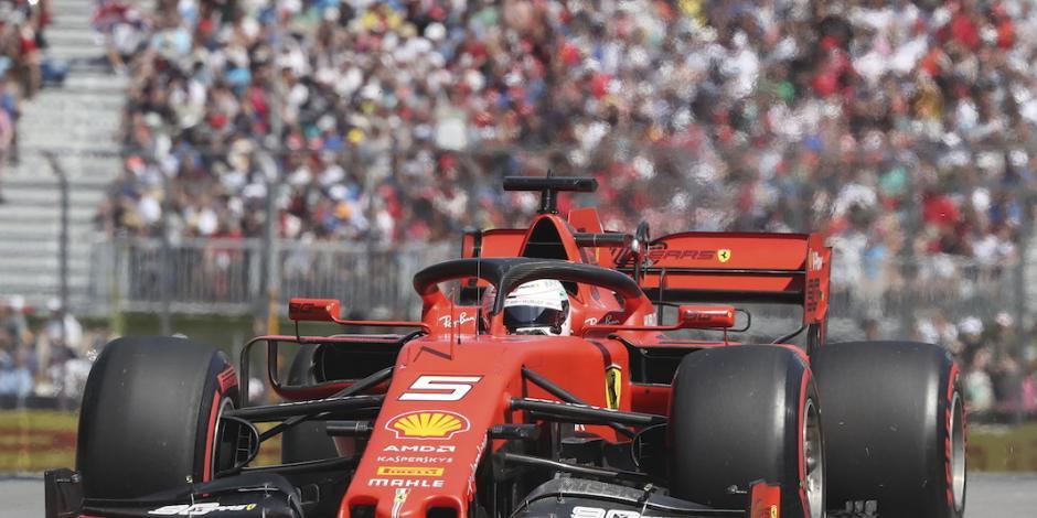Sin título mundial Vettel termina relación con Ferrari luego de 6 campañas