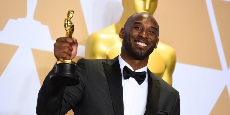 Rendirán homenaje a Kobe Bryant en los Premios Oscar