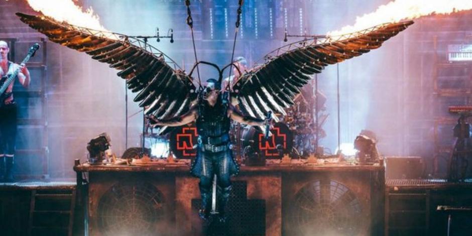 Fans de Rammstein se quejan por dificultades para conseguir boleto