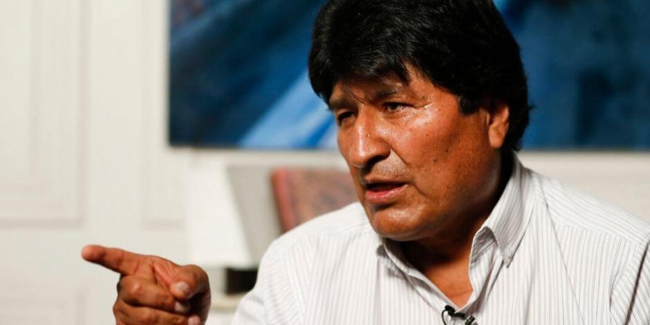 Evo Morales convoca a milicias armadas populares y le llueven criticas