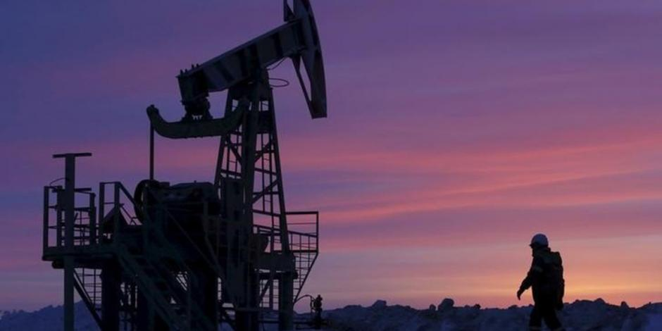 Petróleo WTI cae 5% y abre en 12.14 dólares por barril