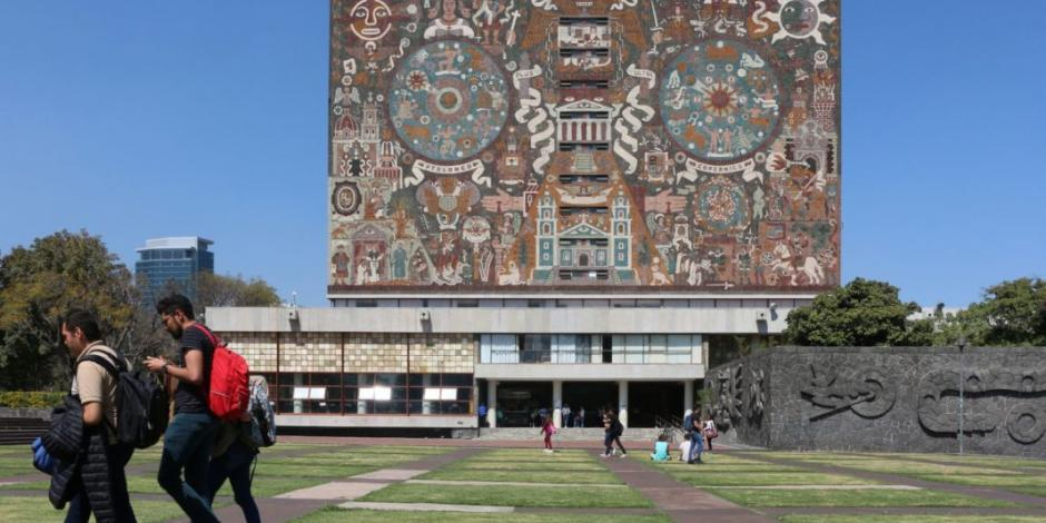 UNAM inicia baja de investigador acusado de intento de violación