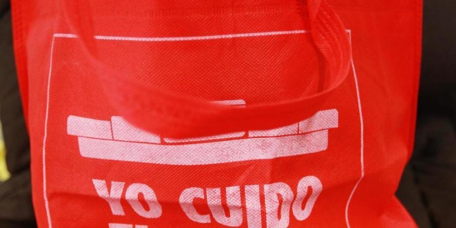 En Naucalpan entra en vigor prohibición de popotes y bolsas de plástico
