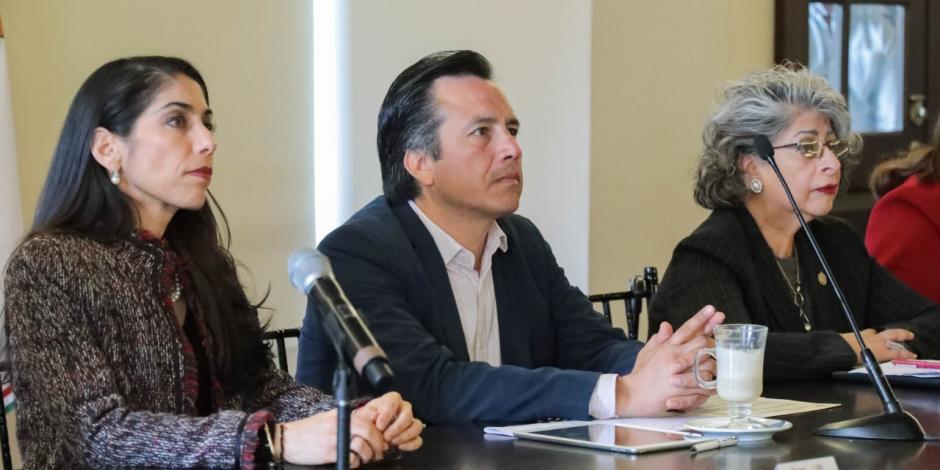 Con nuevas políticas en Veracruz, disminuye índice de desapariciones