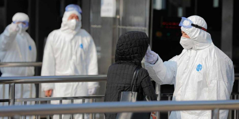 OMS modifica de moderado a alto el riesgo de contagio del coronavirus