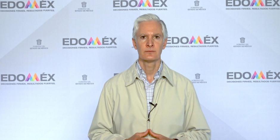 Guardia Nacional vigila hospitales en el Edomex