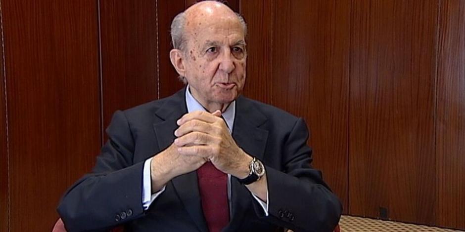 Fallece a los 88 años Plácido Arango, fundador de Grupo Vips