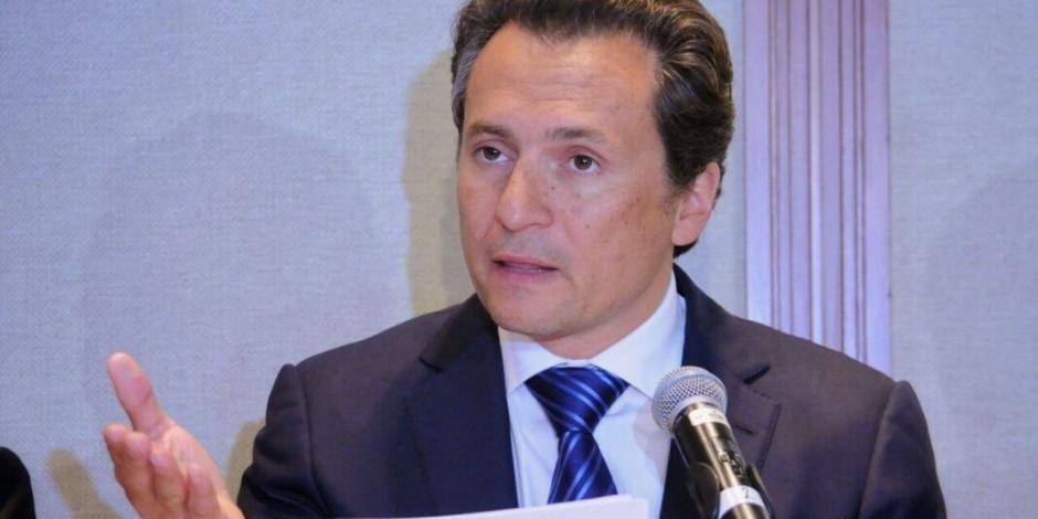 Gobierno de México solicita a España extradición de Emilio Lozoya