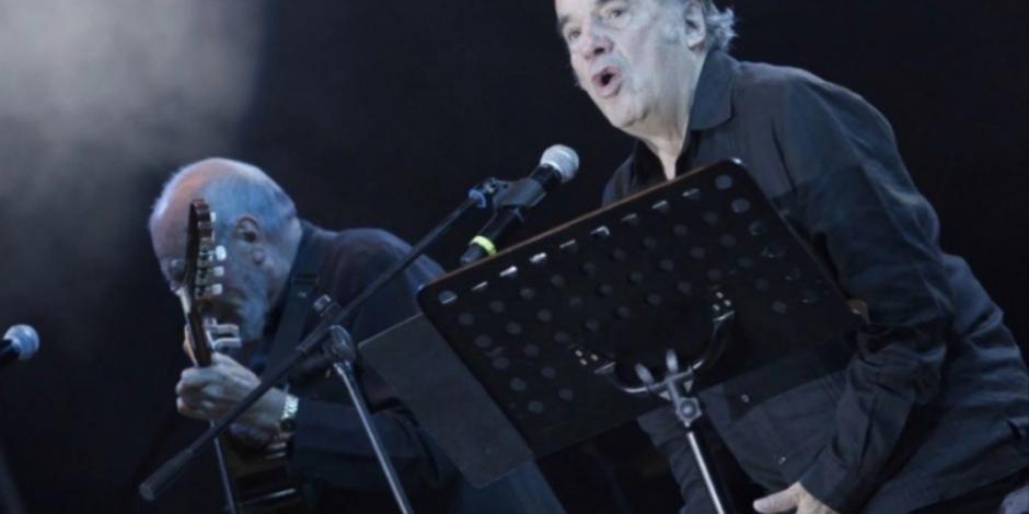 Estos son los conciertos más memorables de Óscar Chávez (VIDEOS)
