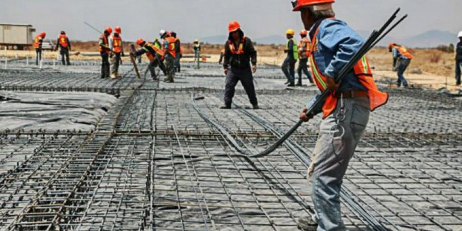 Prevé S contracción de industria del cemento en 2020