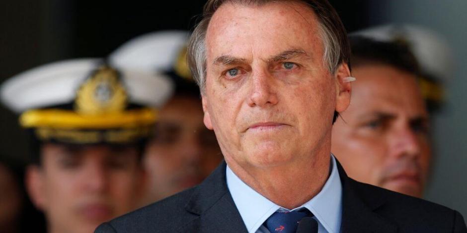 Bolsonaro respalda ataque de EU contra Soleimani