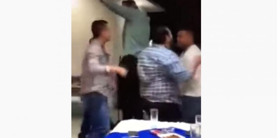 Despiden a funcionarios de Ocosingo por hacer fiesta en cuarentena (VIDEO)