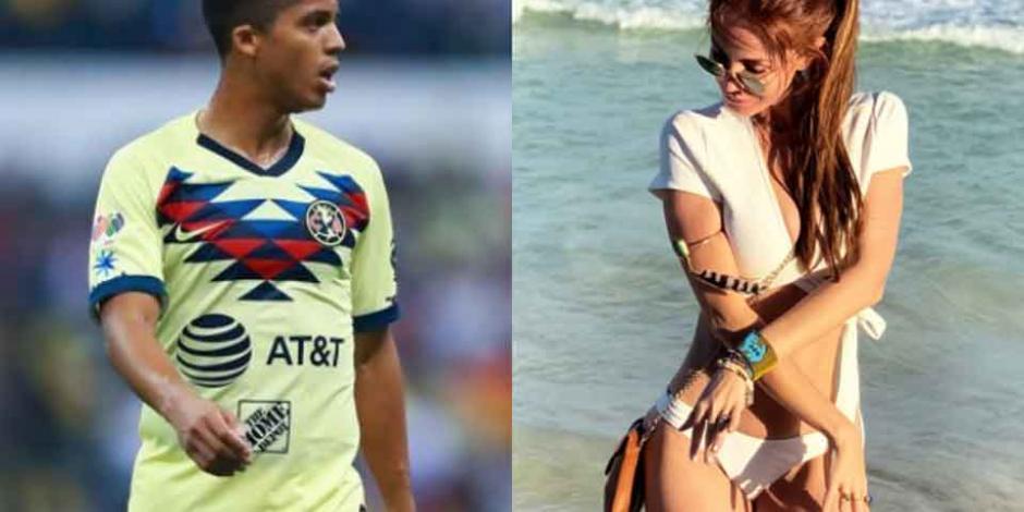 Revelan romance de Giovani dos Santos con la actriz Ana Bekoa (FOTOS)