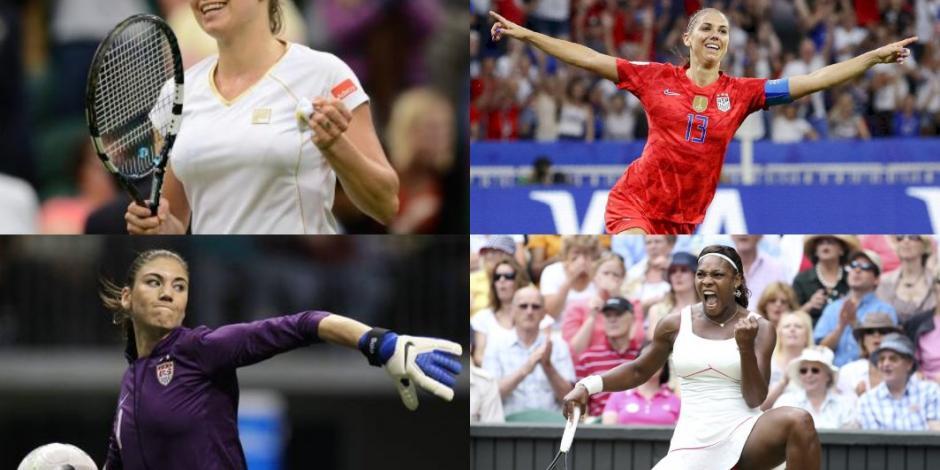 ¿Quiénes son las mamás deportistas con mayores ingresos? (VIDEOS)