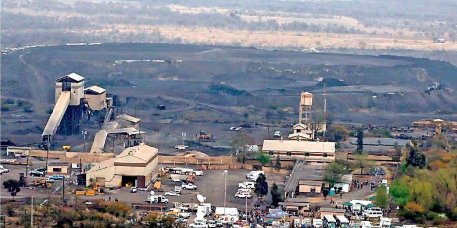 Grupo México entrega concesión de mina Pasta de Conchos al gobierno