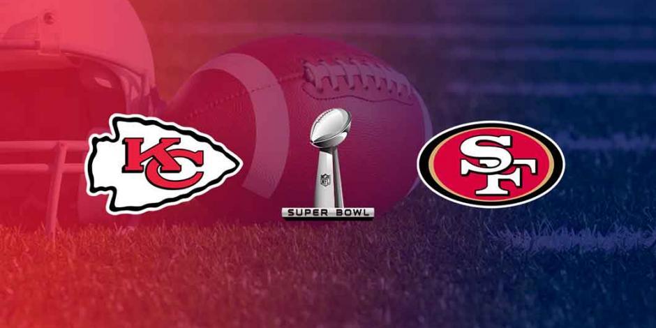SUPER BOWL: dónde ver en vivo el partido Chiefs vs 49ers