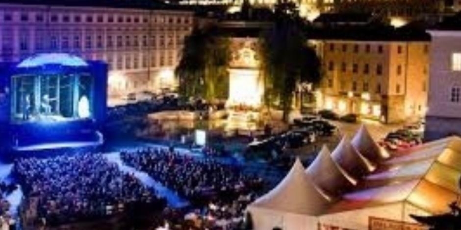 El Festival de Salzburgo celebrará 100 años con reducción de asistentes