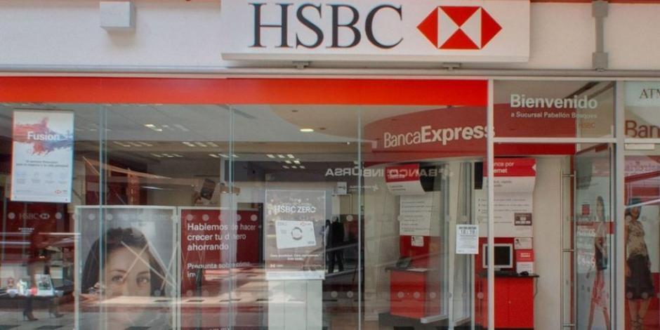 HSBC México toma medidas en sucursales para fomentar sana distancia