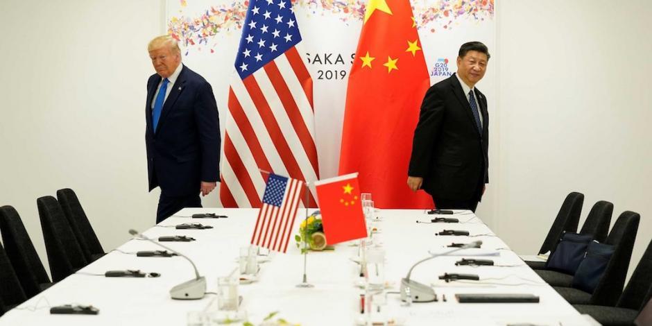 Escala Estados Unidos tensión con China