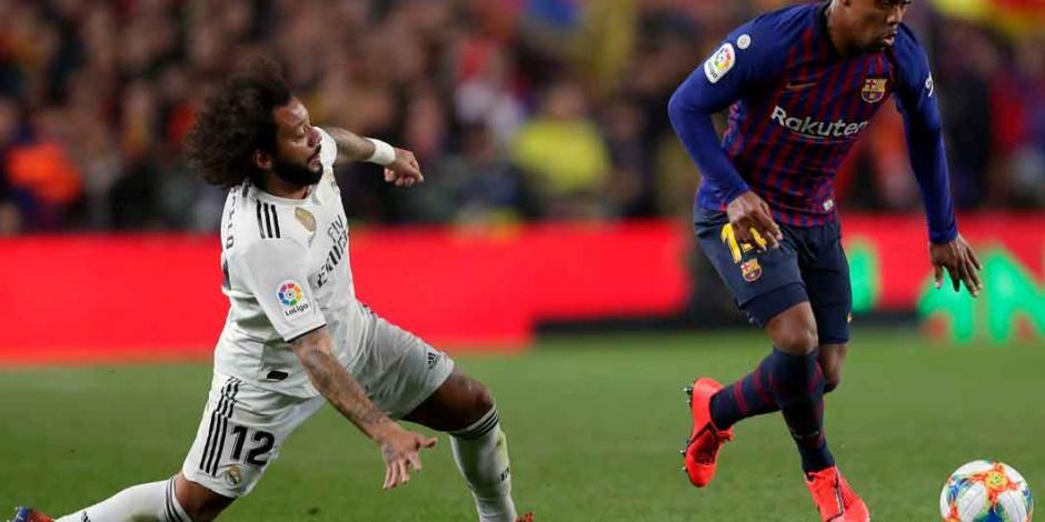 REAL MADRID vs BARCELONA: Cuándo y dónde ver en vivo, LaLiga
