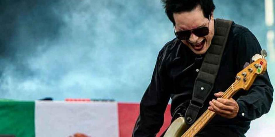 Bajista de Marilyn Manson cae en coma tras accidente en bicicleta